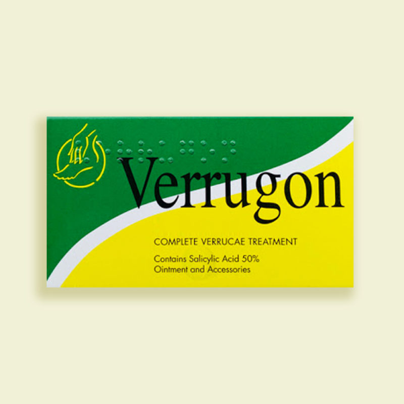 Verrugon Complete Verrucae Treatment