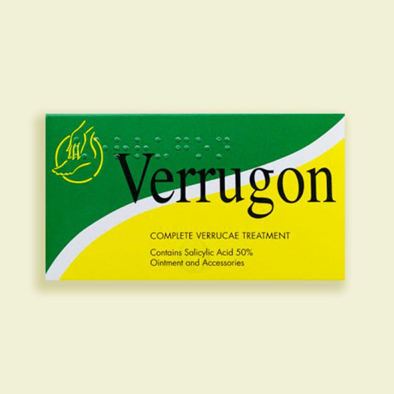 Verrugon Complete Verrucae Treatment